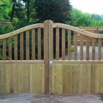 wooden gates high wycombe
