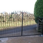 electric gates stoke poges