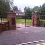 driveway gates milton keynes