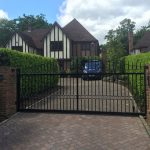 gate installation chesham