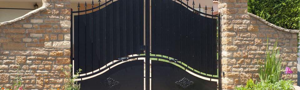 Metal Gates Chorleywood
