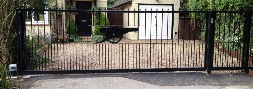 When Sliding Gates Fail...